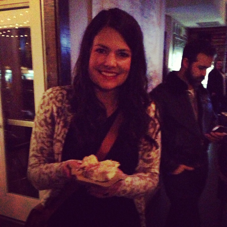 kathleen's 1st cakebarring !